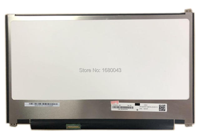 N133HCE-GA1 Rev B1 fit N133HCE GA1 13,3 Dünne 30 PIN eDP 1920X1080 up + unten schrauben löcher LED LCD SCREEN IPS