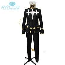 Убить ла убить houka inumuta three-star гоку равномерное конечной форме куртка брюки аниме хэллоуин косплей костюм для мужчин на заказ