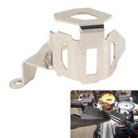 Motorcycle Front brake Oil Cap Fluid Reservoir Tank Cover Guard Protector For KTM 1290 Super Adventure 1050 1190 Adventure R #94