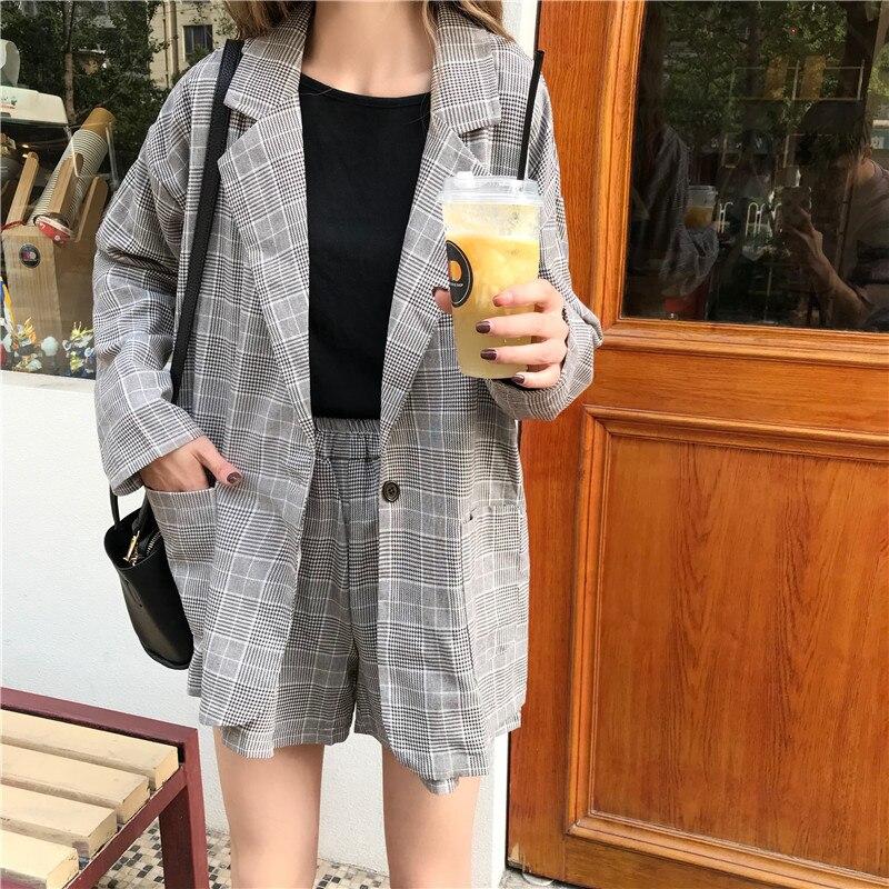 a36918ea51ee 2 шт. OL Роскошный Блейзер брюки костюмы 2019 весенние ...