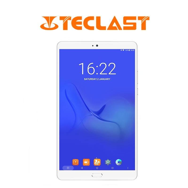 Teclast T8 8.4 pouces Android 7.0 Hexa Core 4G + 64G Android Tablet pc WiFi Bluetooth Comprimés D'empreintes Digitales reconnaissance планшет