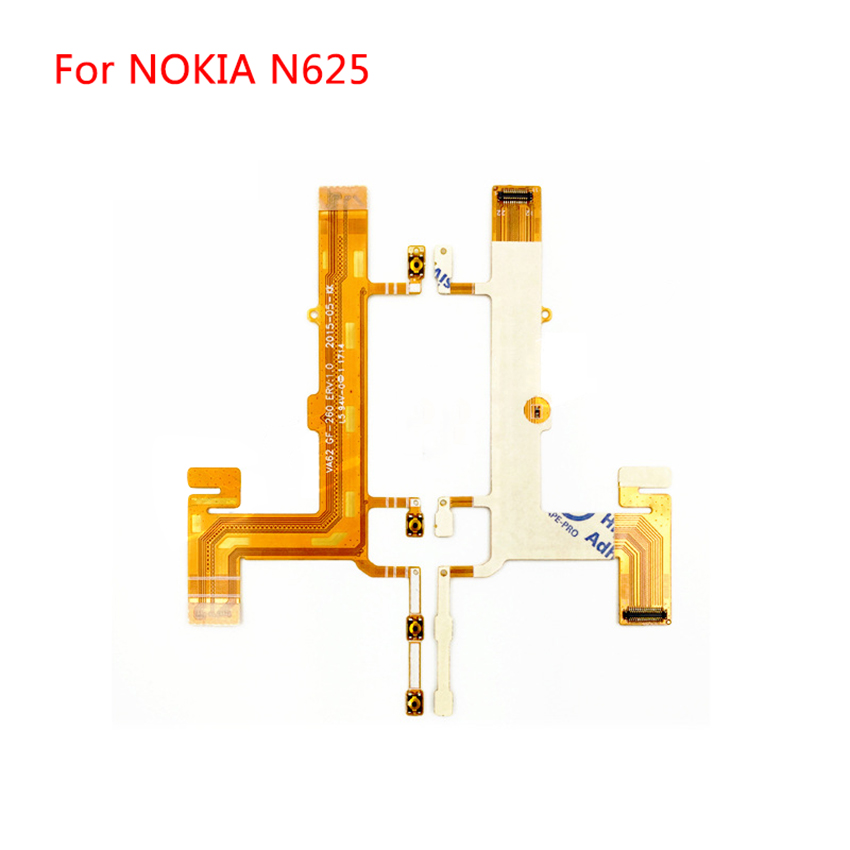 BRAND NEW NOKIA 625 POWER// ON OFF VOLUME FLEX WITH CAMERA BUTTON SWITCH