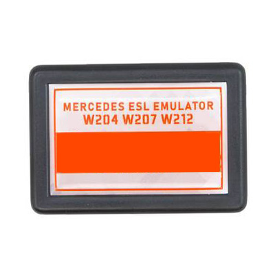 For Mercedes ESL ELV Steering Lock Emulator for W204 W207 W212 Compatible With Abrites VVDI CGDI MB Tools-in Air Bag Scan Tools & Simulators from Automobiles & Motorcycles