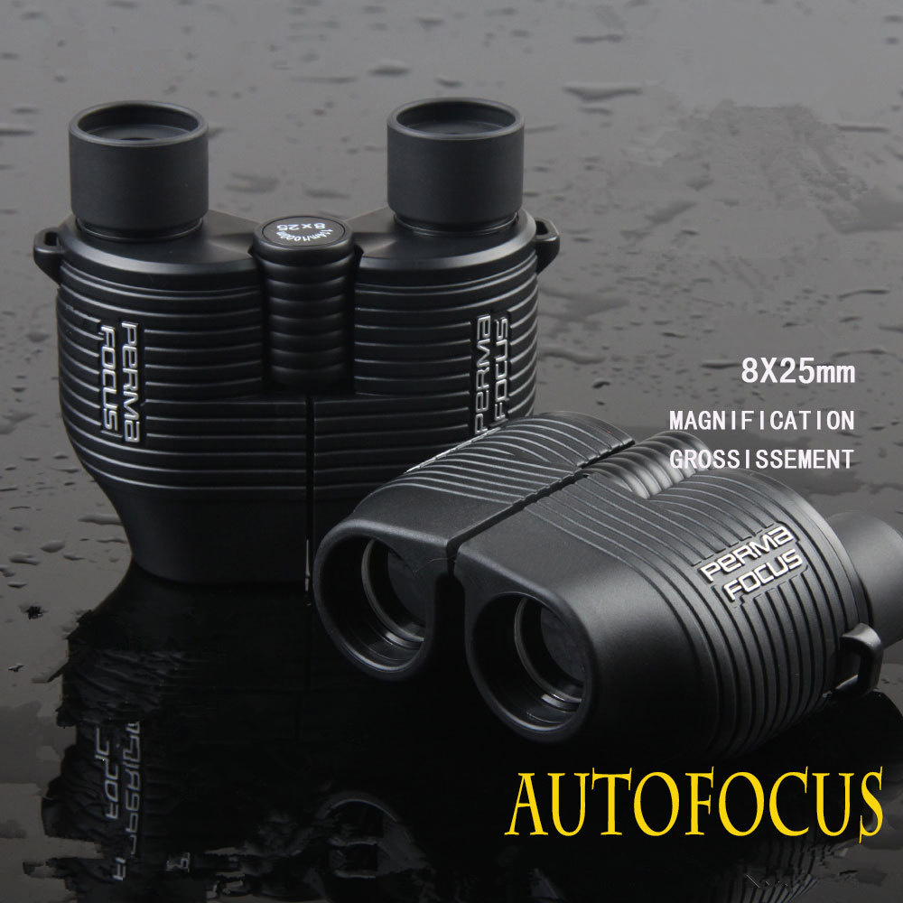 Image 3 - New 10X25 Binoculars Auto Focus High Definition HD Binocular Concert Ball Telescope Hunting Hiking HD Powerful Binoculars Hot-in Monocular/Binoculars from Sports & Entertainment