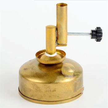 Wysokiej jakości alkoholu Blast palnika palnik alkoholowy do ogrzewania materiały laboratoryjne bunsena lampa tanie i dobre opinie CN (pochodzenie) Laboratorium urządzeń ogrzewania alcohol blast burner