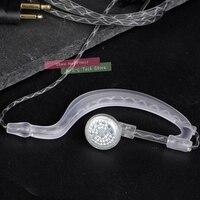 מכשיר הקשר שני הדרך מכשיר הקשר מיקרופון אוזניות שני הדרך רדיו Earhook אוזניות באיכות גבוהה אפרכסת אוזניות עבור Baofeng 888S UV5R Kenwood HYT TYT (2)
