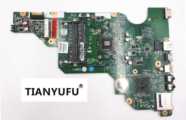 Miễn phí Vận Chuyển Gốc 688303-501 CHO HP 2000 CQ58 655 Máy Tính Xách Tay Bo Mạch Chủ 688303-001 Mainboard kiểm tra 100% công việc