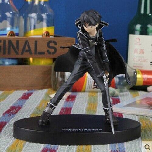 "15.5CM Sword Art Online : Kirigaya Kazuto ""Kirito"""