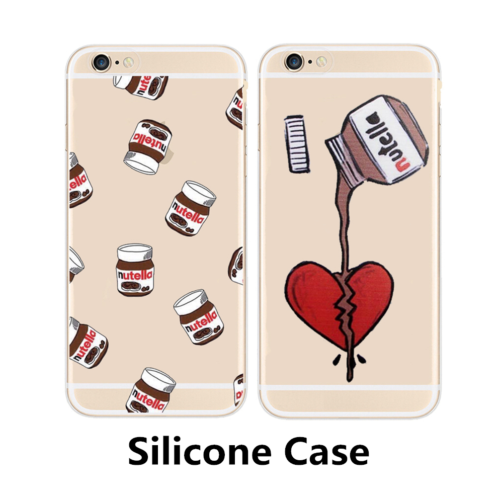 iPhone mobile phone cases iphone 4s : For iPhone 4 4S 5 5S SE 5C 6 6s 6plus 7 Plus TPU Soft Cases-in Phone ...