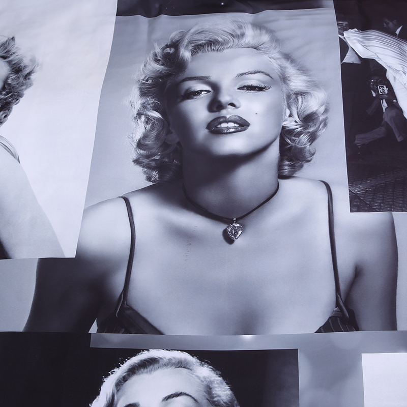 Marilyn Monroe 3D Bedding Set Print Duvet cover set Twin queen king - Home Textile - Photo 2