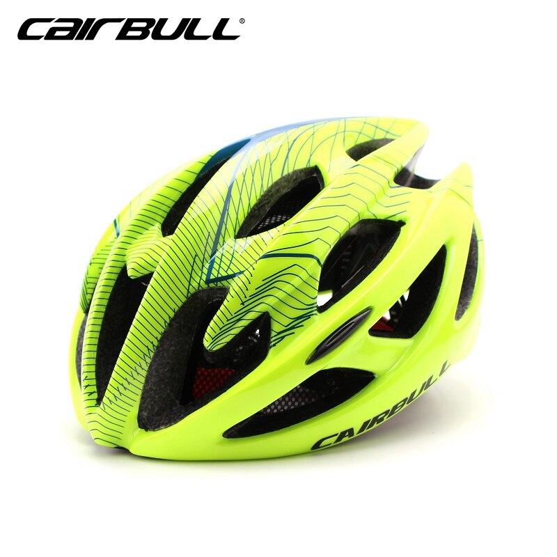 CAIRBULL PC+EPS Cycling Helmet Road Bike Bicycle Helmet Breathable MTB Mountain Helmet