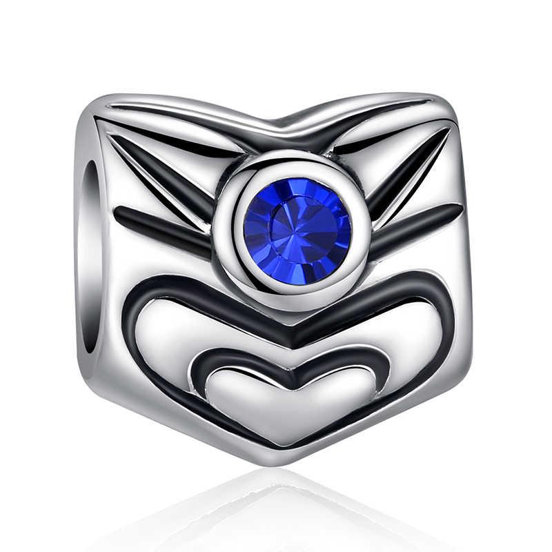 WOSTU מכירת חיסול 19 סגנון קסם חרוזים Fit מקורי כסף קסם צמיד תליון לנשים DIY תכשיטים ZBB5268