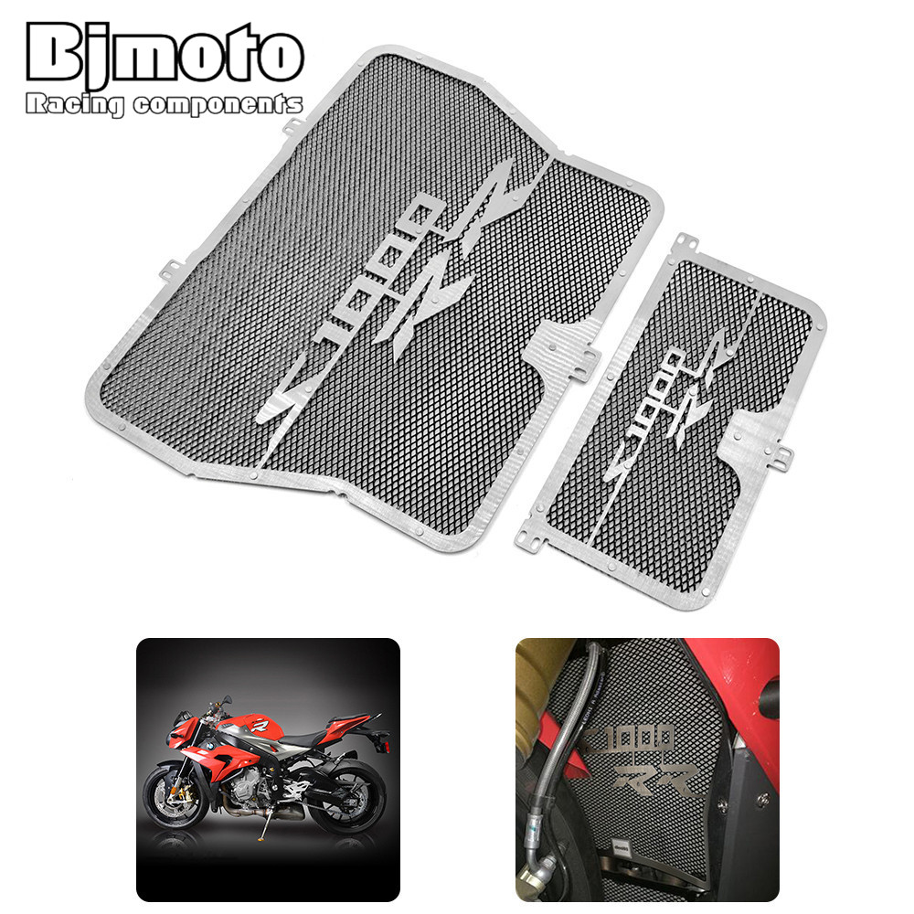 RG-BM001 Stainless Steel Motorcycle Radiator Guard For BMW S1000R 2014-2015 S1000RR 2010-2016 HP4 2012-2014 S1000XR 2015-2016 какой смартфон в 2014 2015