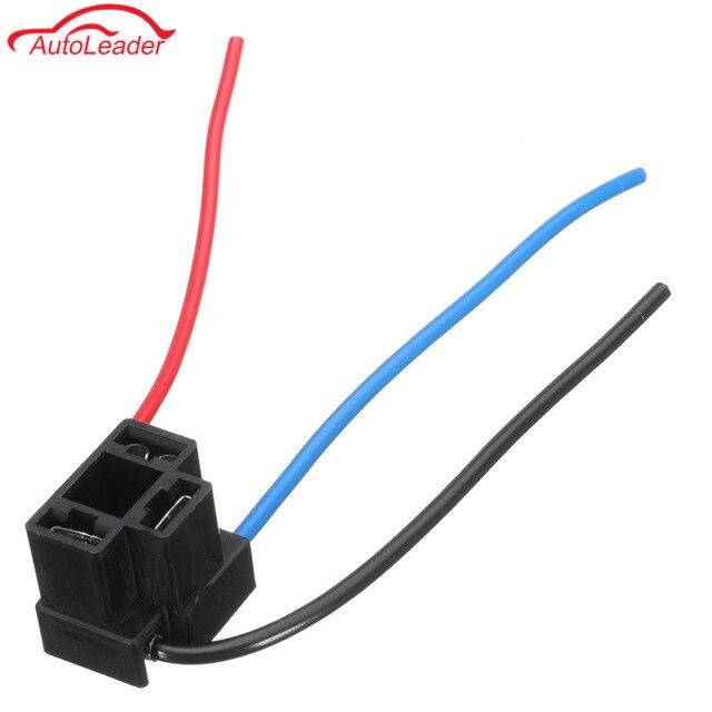 12/24V H4 Headlight HB472 472 3 Pin Replacement Car Bulb Socket ...