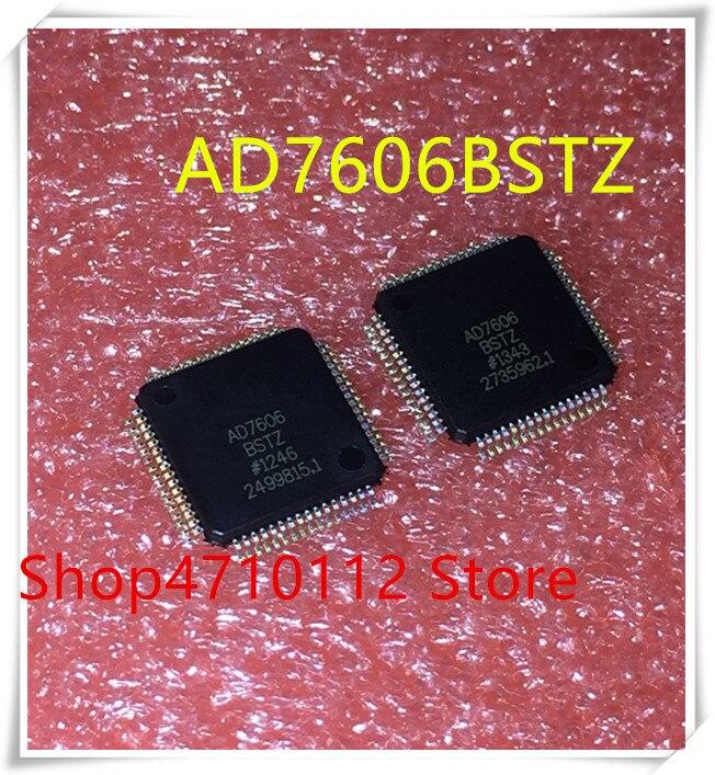 NEW 1PCS LOT AD7606BST AD7606BSTZ AD7606 LQFP 64 IC