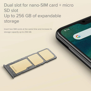 "Image 5 - Global Version Xiaomi Mi A2 Lite 3GB RAM 32GB ROM Snapdragon 625 Octa Core 5.84"" 19:9 Full Screen Dual AI Camera Smartphone"