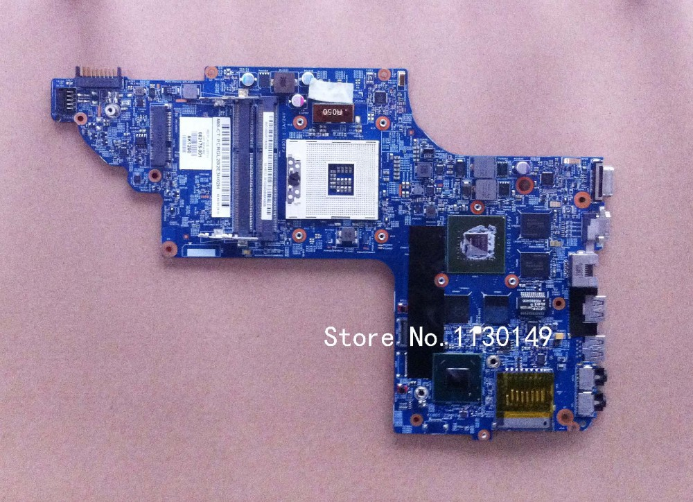 682175-501 Free shipping DV6 DV6-7000 682175-001 Motherboard for HP GT650/2G HM77 Tested OK 682171 501 free shipping laptop motherboard 682171 001 for hp envy dv6 dv6 7000 motherboard 630m 2g notebook pc systemboard