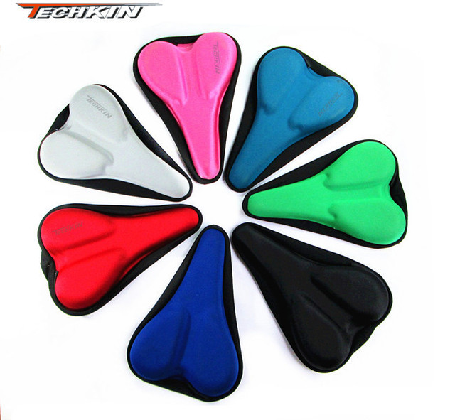 20716 Special bicycle saddle cover MTB thickened silicone pad seat cover seat cushion cover