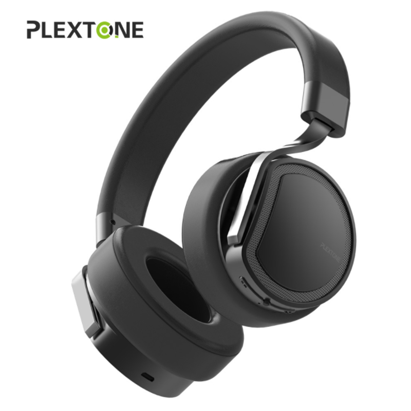 100% Original Plextone BT270 Wireless Bluetooth or wired Headphones+8GB MP3 music player game HIFI with mic for iPhone xiaomi 1000m motorcycle helmet intercom bt s2 waterproof for wired wireless helmet