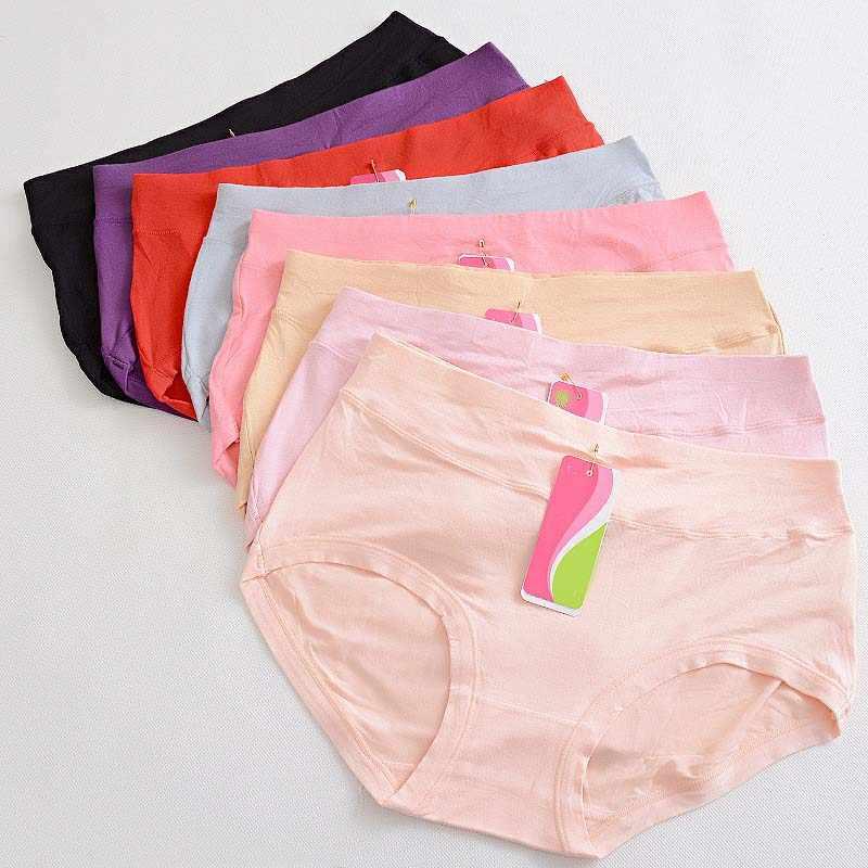 5 6 7XL Baru Celana Dalam Wanita Pakaian Dalam Wanita Nyaman Calcinhas Celana Sexy Celana Dalam Katun untuk Wanita Plus Ukuran Celana Dalam Celana Dalam