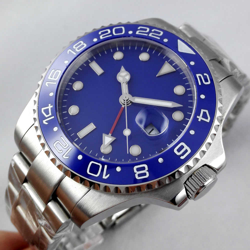 Famous Top Brand Men Mechanical Watch Quality Custom-Made Non-Logo Luxury Men Oyster Automatic Self-Wind Wristwatch Diving WatchFamous Top Brand Men Mechanical Watch Quality Custom-Made Non-Logo Luxury Men Oyster Automatic Self-Wind Wristwatch Diving Watch