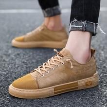 Summer Casual Shoes Men Canvas Shoes Pla