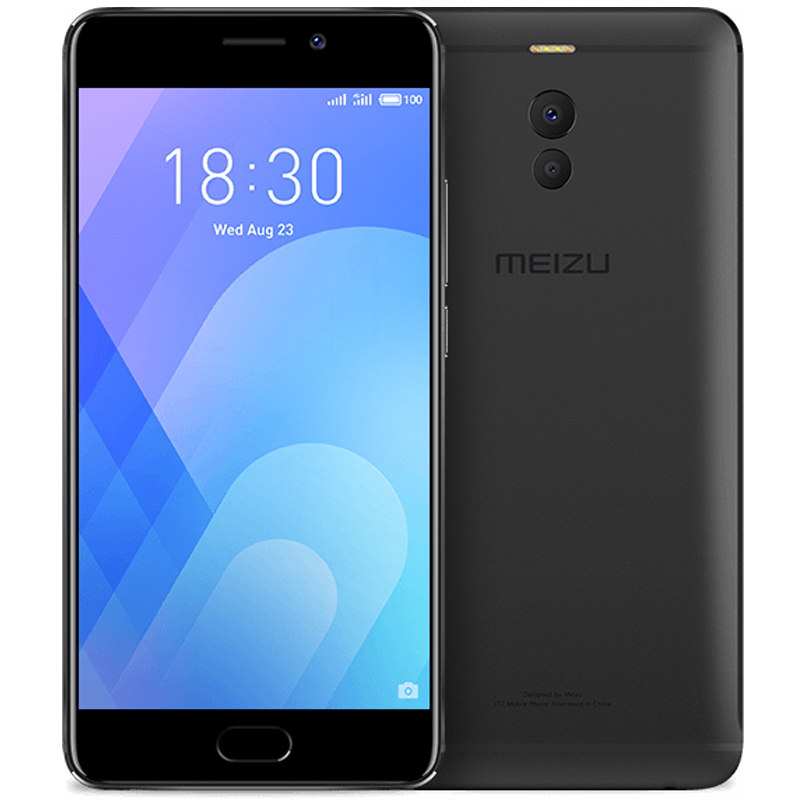 "Generous Official Meizu M6 Note 3gb 16gb 4g Lte Snapdragon 625 Octa Core 5.5"" Fhd 1920x1080p 4000mah Battery Cell Phone Fingerprint"