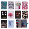 Cute Cartoon PU Leather Flip Case For Apple IPad Mini 4 Smart Case Fashion Tablet Stand
