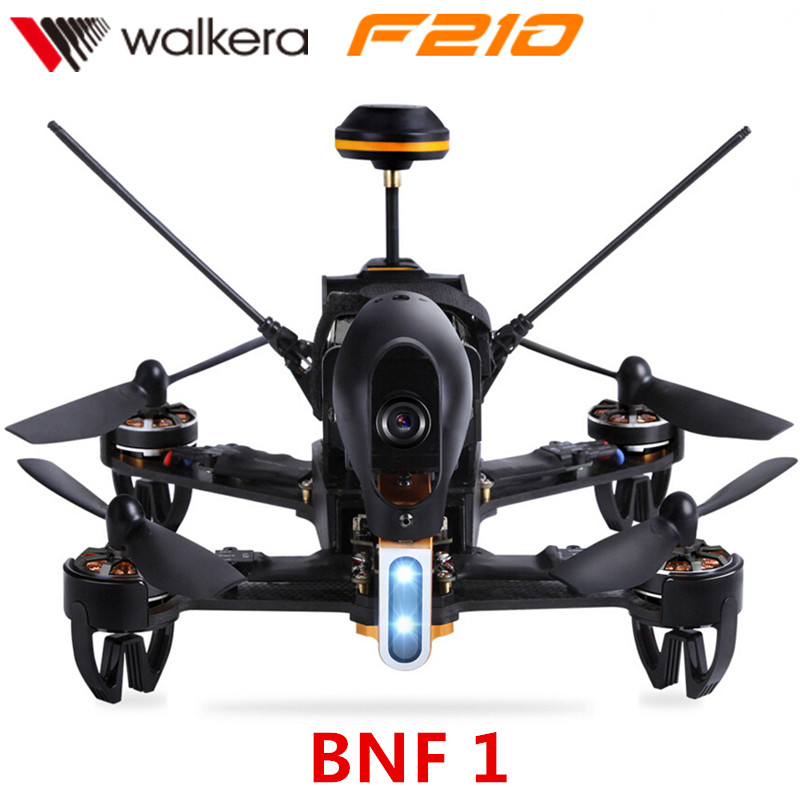 In stock Walkera F210 BNF RC Drone quadcopter with 700TVL Camera Receiver Without transmitter with