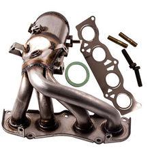 Kolektor wydechowy z katalizatorem dla Toyota Camry 2 4L I4 2003 2005 2006 tanie tanio NONE CN (pochodzenie) for toyota camry iron