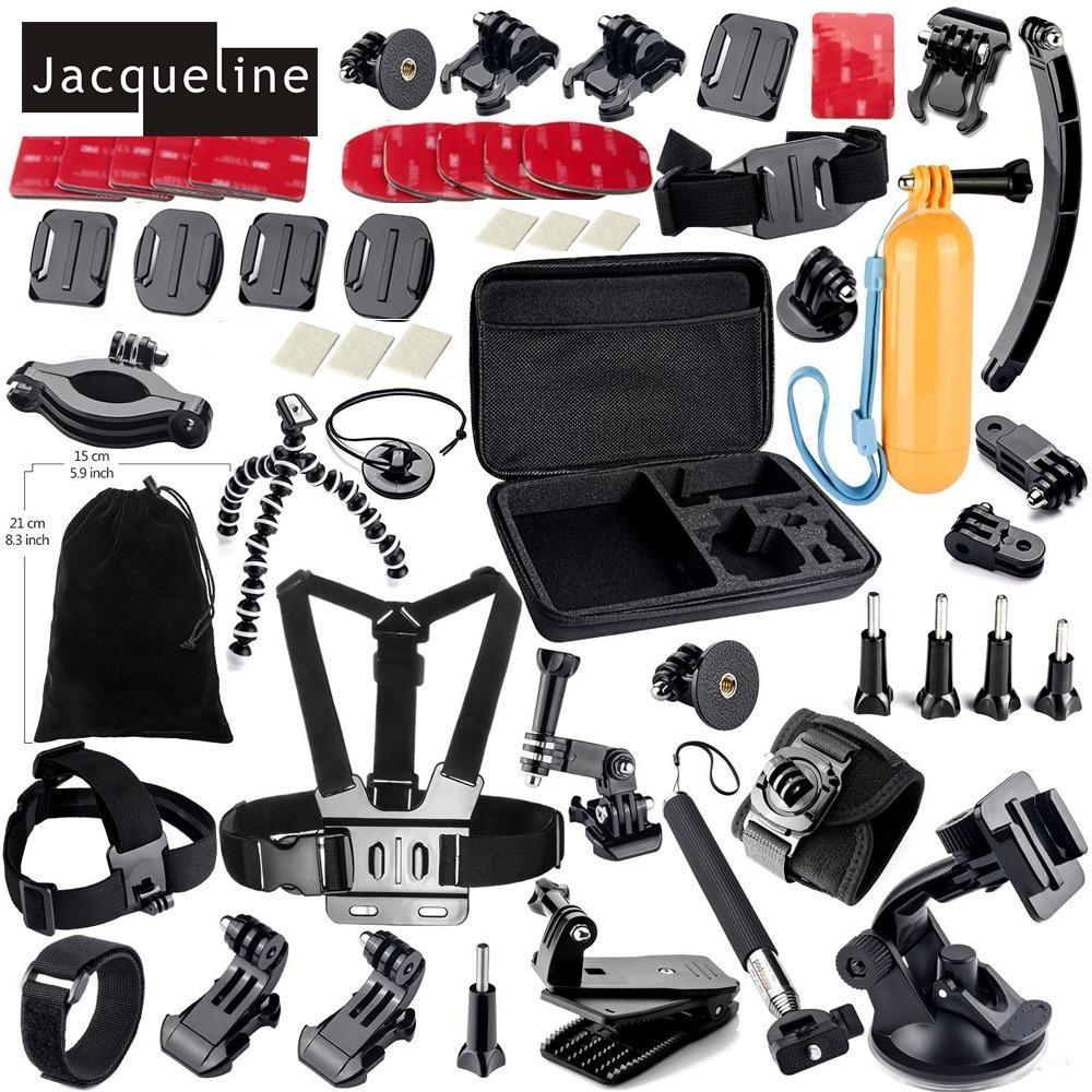 Jacqueline pentru pachetul de accesorii pentru suporturi pentru gopro - Camera și fotografia