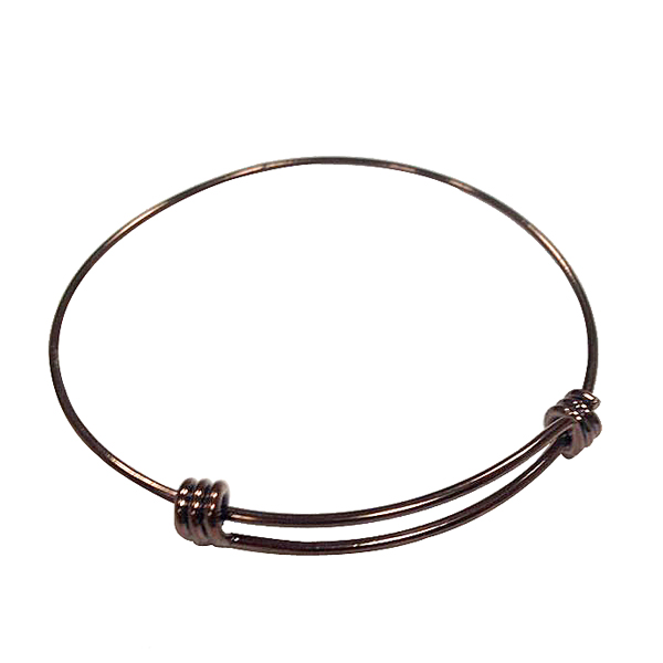 RLX 24 Luxuriant shining metal bead bracelet with circles connection Noble sweet polishing stainless steel stylish