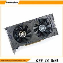 100% оригинальная Видеокарта GTX 750TI 2048 МБ/2 ГБ 128bit GDDR5 пласа-де-video Carte graphique видео карты для NVIDIA GeForce PC VGA