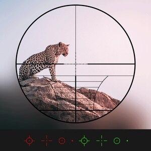 Image 2 - 戦術4 12X50 + 赤ドット + レーザーセット狩猟airsoftsエアガンレッドグリーンドットレーザー視力ライフル銃オプティクスレーザースコープコンボ