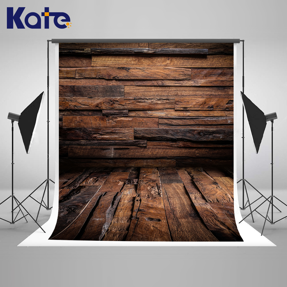5x7FT Kate Retro Dark Wooden Photography Backdrops Children Background Photography Vintage Scenic Photography Backdrops kate 5x7ft photography background spring