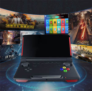 Handheld for Android 7.0 5.5 2 GB16GB Game Unit Console Game Player Gamepad 5.5  inch dual controller joystick WIFI HDMI