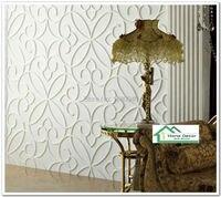 Nieuwe Collectie akoestische panelen 3D Lederen wandpaneel Leer Akoestische Panelen woonkamer backgroumd voor wand 6 stks 40*40*2.5 CM