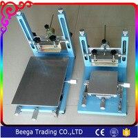 Трафаретная печать машины новый тип высокой точности ручной печати ручной экран Пресс отпечатков пальцев SMT трафарет машина