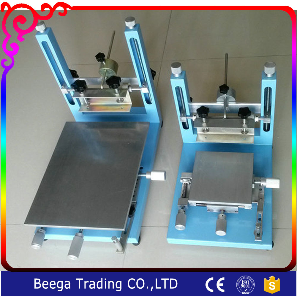 Screen Printing Machines New Type of High Precision Handprint Manual ScreenPress Fingerprint SMT Stencil Machine стоимость