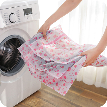 Laundry Bag Made Of High Quality Nylon Material Suitable For All Kind Of Washing Process Use