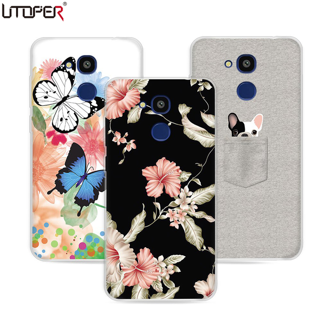 UTOPER Fashion Shell For Vernee M5 Case Hard Plastic Cover For Vernee M5 Case Shockproof Funda For Vernee M5 4gb 64gb Capa