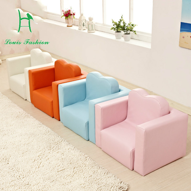 Ordinaire Baby Baby Small Cute Children Sofa Sofa Sofa Sofa Wood Single Variety Little  Washable