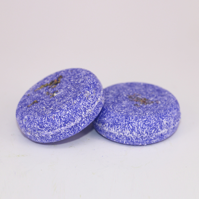 Hair Shampoo Soap Handmade Cold Processed Bamboo Lavender Shampoo Bar Oil control Deep Nourish Hair Care Tool Christmas Gifts