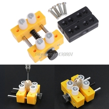 DIY Vise Table Bench Vise for Jewelry Craft Modeling Work Lock Fixed Repair Tool S08 Drop ship