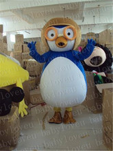 Pororo penguin mascot costume halloween costumes party costume dinosaurs fancy dress christmas gift