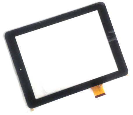 цены на Black New touch screen 8 inch Tablet 080092-03A-V1 Capacitive Touch panel Digitizer Glass Sensor replacement Free Shipping