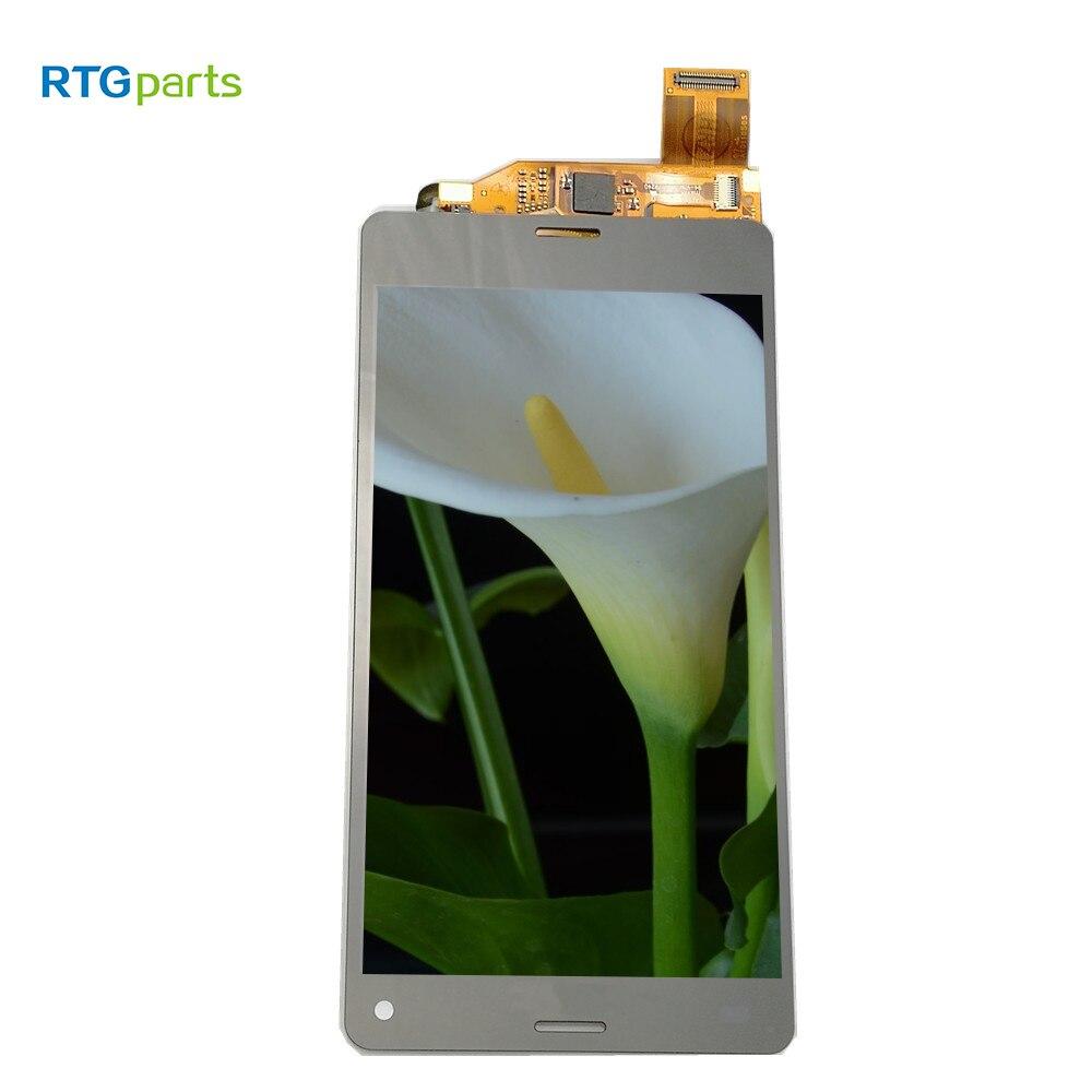 RTGparts IPS LCD écran tactile numériseur assemblée pour Sony Xperia Z3 Compact Z3 Mini D5803 D5833