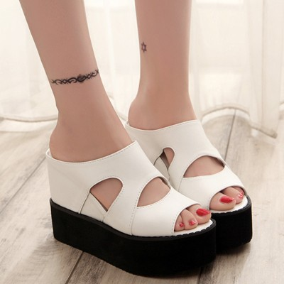 HEE-GRAND-2016-Summer-Slides-Sexy-Cut-outs-Women-Platform-Sandals-Wedge-High-Heels-Shoes-Woman (3)