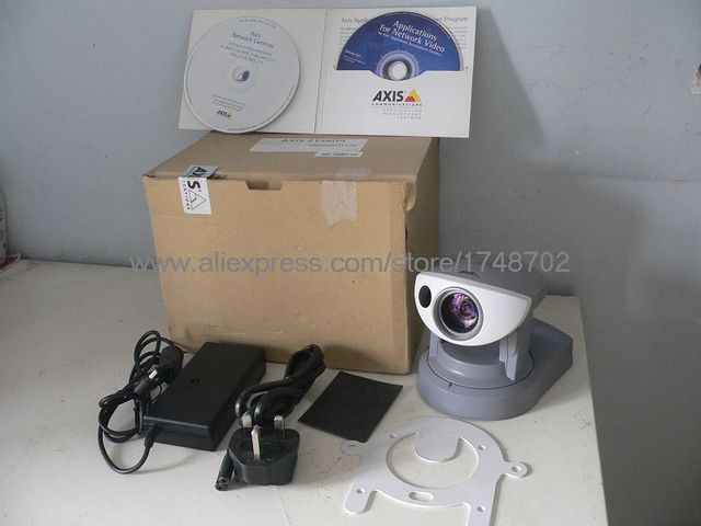 AXIS 213 PTZ NETWORK CAMERA DRIVER FOR PC