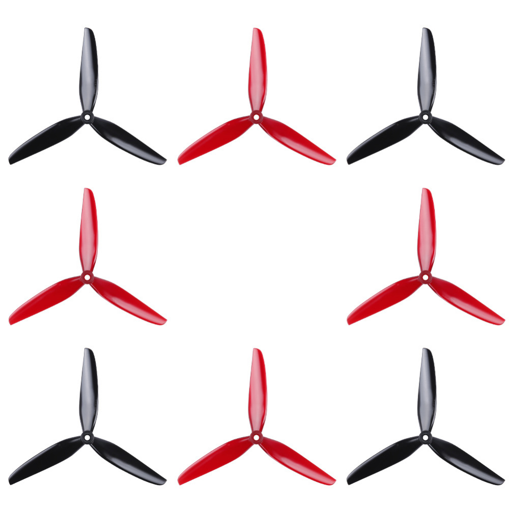 20pcs High Quality HQ 7X3.5X3 7inch <font><b>7035</b></font> 3 blade/tri-blade V1S <font><b>propeller</b></font> compatible T-Motor Brushless Motor for FPV Racing drone image